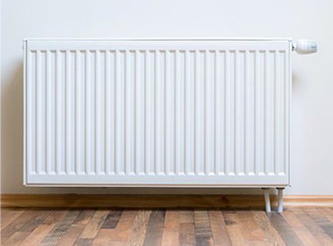 radiateur en acier