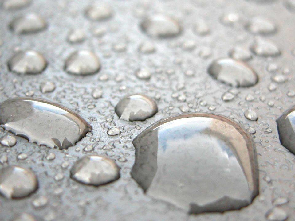 traitement de toiture hydrofuge