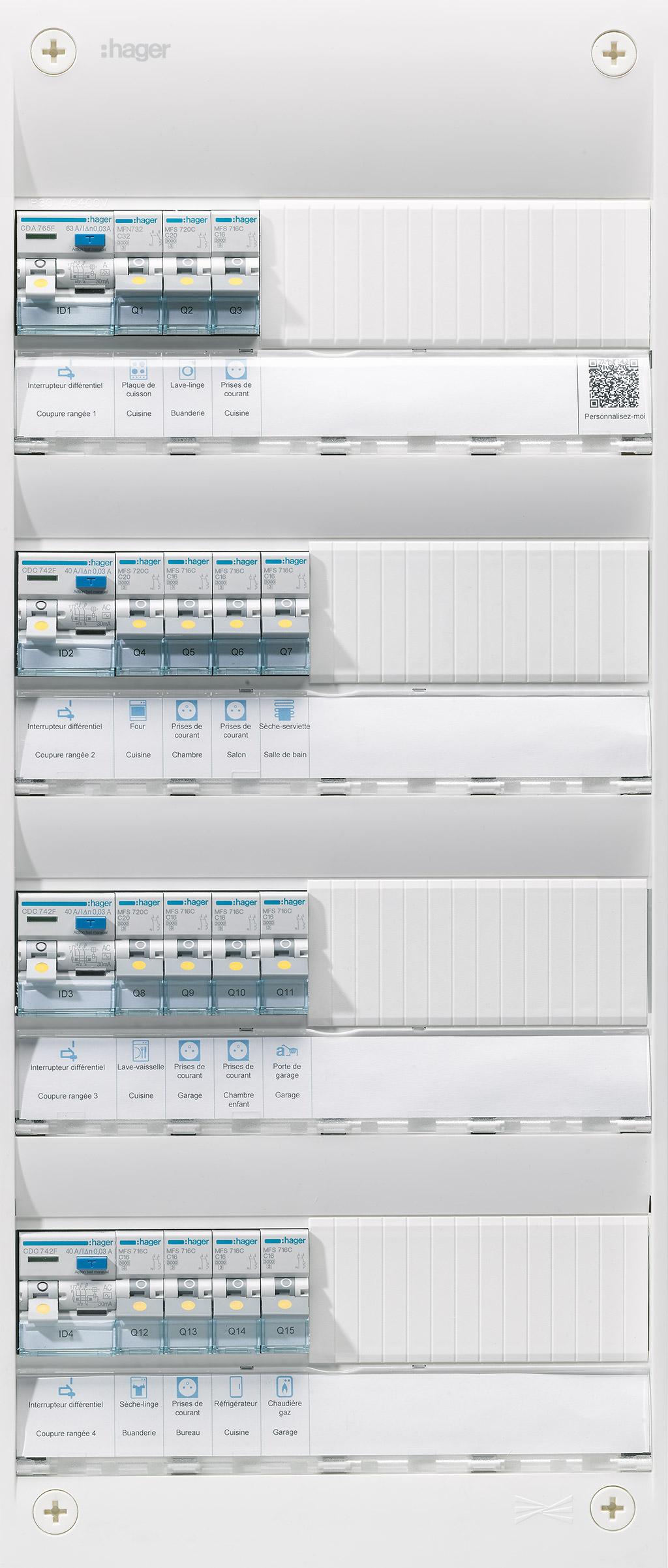 mise aux normes tableaux électriques